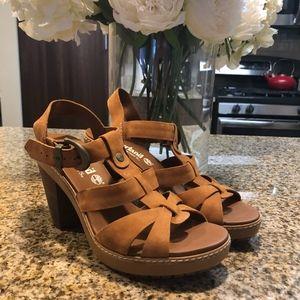 Timberland Size 8 sandals